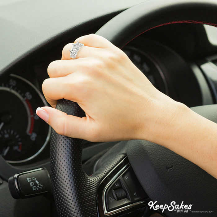 driving-car-flaunt-engagement-ring-keepsakes-jewelry-and-gifts